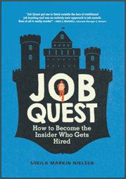 Book cover Job Quest