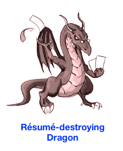 resume dragon