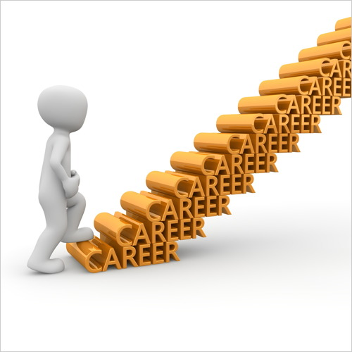 steps to career success